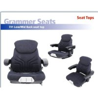 Grammer 731 Seat Top