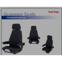 Grammer 732 Actimo Seat Top