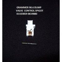 Grammer 90.6 Dump Valve Control Spigot