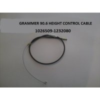 Grammer 90.6 Height Control Cable