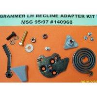Grammer Recline Armrest Adapator Kit