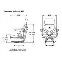 Grammer Universo XM Universal Diagram