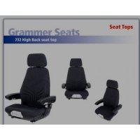Grammer Seat  Upper 722 Series