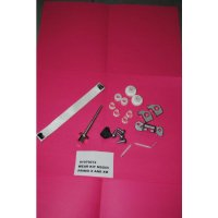 Grammer MSG65 Wear Parts Kit Primo X and XM