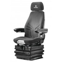 Grammer MSG 87 mechanical suspension seat 180 kgs Occupant rating