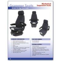 Grammer MSG 85 Mechanical