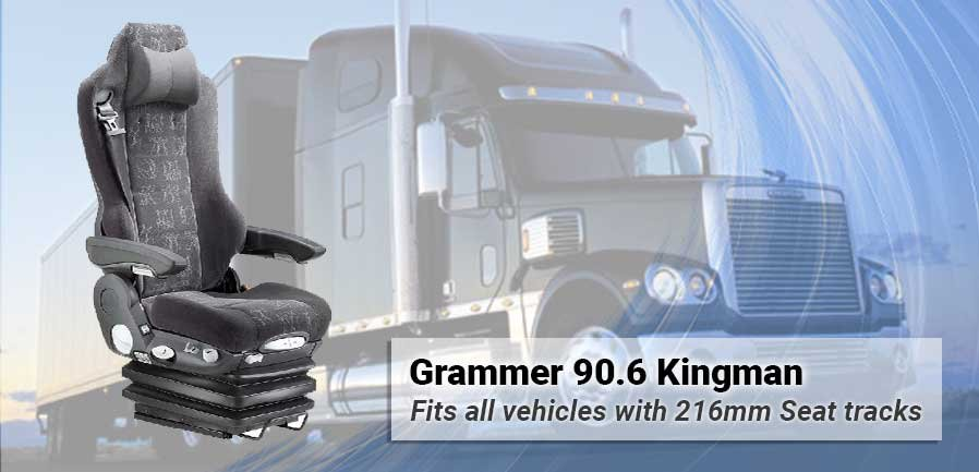 Grammer 90.6 Kingman Air