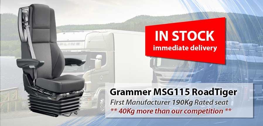 Grammer MSG115 RoadTiger